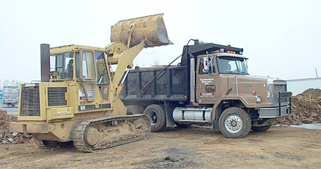 Removal Excavation